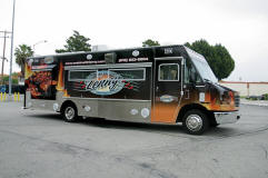 Photo of production catering truck