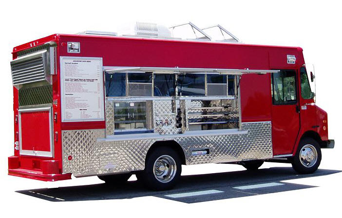 Get a Food Truck Insurance Quote!