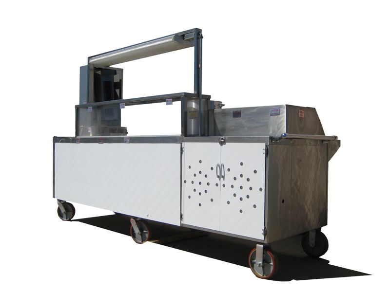 Armenco Taco Cart