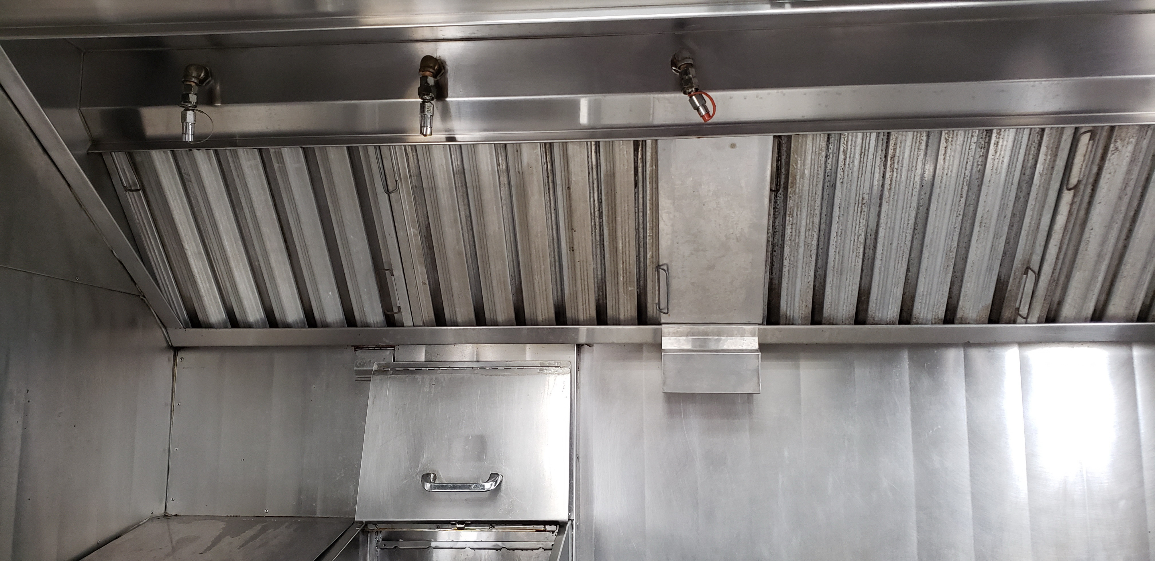 Armenco Catering Truck Mfg Co Inc 18 Food Truck For Sale